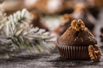 Muffins chocolat et ProtiBIO Nutrixeal