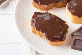 Recette pâte à tartiner chocolat - protibio Nutrixeal