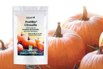 Produit ProtiBIO Citrouille Nutrixeal